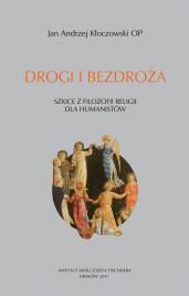 Okładka książki <em>Drogi i bezdroża</em>