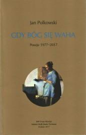 Okładka książki <em>Gdy Bóg się waha</em>
