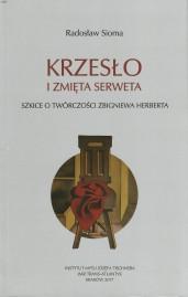 Okładka książki Krzesło i zmięta serweta
