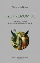 Okładka książki Być i rozumieć