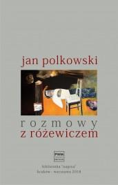 Okładka książki Rozmowy z Różewiczem